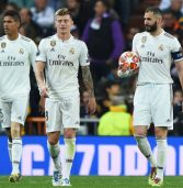 Reigning champions Real Madrid bashed out of Champions League