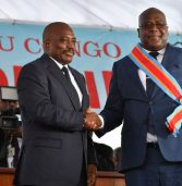 DRC president agrees coalition government plan with Kabila
