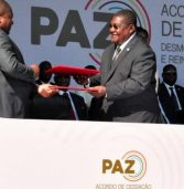 "Mozambique government and Renamo are signing final ""historic peace agreement"""