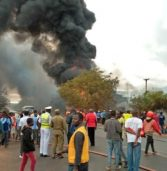 Africa mourns 64 killed in Tanzania tanker explosion