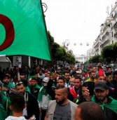 Five candidates running for Algeria's contentious presidential elections