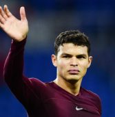 Thiago Silva delighted to be part of Chelsea squad