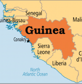 Guineans vote in high-stakes presidential election
