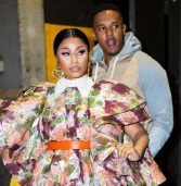 Nicki Minaj welcomes first child